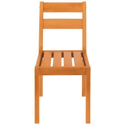 Cadeira Fixa De Madeira Varanda Tropical 13839083 Tramontina
