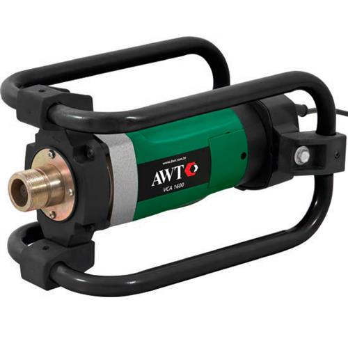 Vibrador de Concreto Portátil 1.600W 8 mm VCA1600 AWT