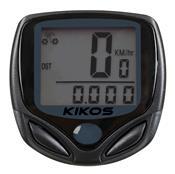 Contador De Giros Para Bicicleta 16 Funções Ccb400 Kikos