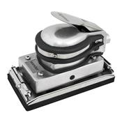 Lixadeira Orbital Pneumática Vonder LP700 Alumínio