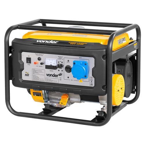 651a48c287d Gerador De Energia A Gasolina Vonder GGV3100 3100W 4 Tempos 7 Hp na ...