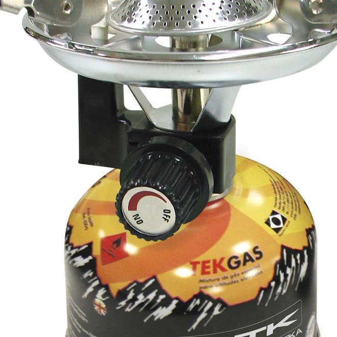 1bda33438 Fogareiro A Gás Apolo Com Sistema De Regulagem Fina Ntk na Estrela10