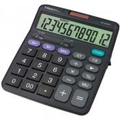 Calculadora De Mesa 12 Dígitos A Pilha 831B-12 Truly