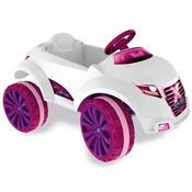 Carro Elétrico Infantil X Rover Bivolt 6v Girl Xalingo Rosa