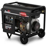 Gerador 4 Tempos 456Cc Diesel 6500W Bivolt Tdg8000cxe Toyama