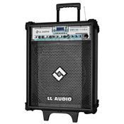 Caixa Amplificada Stone 80w Com Bluetooth St350 Ll Áudio