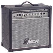 Cubo Amplificado Para Guitarra 30w Rms 3eq Gx30 Ll Áudio