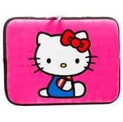Estojo Para Netbook 12 Pol Hello Kitty Neoprene 20509G Sakar