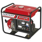 Gerador De Energia À Gasolina 6.5Hp Mg-3000Cle Motomil