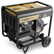 Gerador De Energia Coyote 035 Gct 6500 Xe A Diesel 4 Tempos 5.5Kva