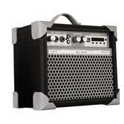 Caixa De Som Amplificada Usb 35w 5 Pol Preto Up5 Ll Áudio