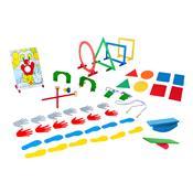 Brinquedo Linha Movimento Ii Carlu Sensoriais E Corporais 65 Peças