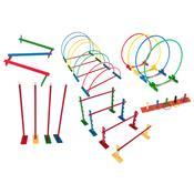 Brinquedo Linha Movimento I Carlu Físico Integral 87 Peças