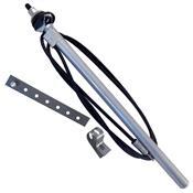 Antena Veicular 510 Universal 5118 Metalcerta