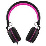 Fone de Ouvido Headphone Fun Rosa Pulse Sound Ph160