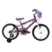 Bicicleta Infantil Skii Feminina Aro 16 Stone Bike Pink