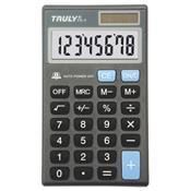Calculadora Pessoal 8 Dígitos Com Display Lcd 216-8 Truly