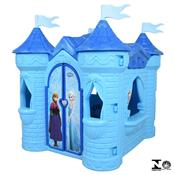 Casinha Infantil Castelo Frozen Disney 1925.4 Xalingo