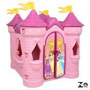 Casinha Infantil Castelo Das Princesas Disney 1830.9 Xalingo