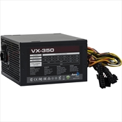 Fonte Atx 350w 7 Conectores Preto Vx-350 Aerocool