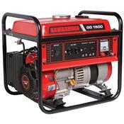 Gerador À Gasolina Monofásico 1500W Gg1500-220V Kawashima