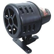 Sirene Rotativa Mecânica 6/17V Preta Dni-3712 Dni