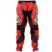 Calça De Motocross Jett Lite Vermelho Pro Tork