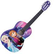 Violão Acústico Nylon Infantil Frozen Elsa e Anna Vif-2 PHX