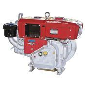 Motor Á Diesel Changchai R190-N 10.5 Hp 573Cc Partida Manual