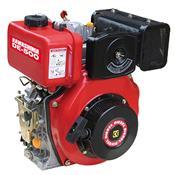 Motor Estacionário 4.2 Hp 4 Tempos Diesel De 500 Kawashima