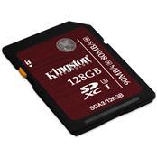 Cartão De Memória Sdxc 128Gb Uhs-I Ultimate Sda3/128Gb Kingston