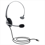 Headset Intelbras 4012145 CHS 55 Microfone Noise Cancelling Preto