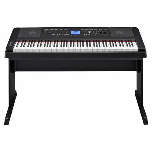 piano digital port til 88 teclas preto dgx 660 yamaha na estrela10. Black Bedroom Furniture Sets. Home Design Ideas