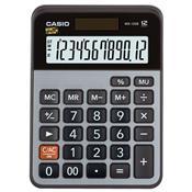 Calculadora De Mesa Casio MX120B 12 Dígitos Cinza