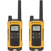 Rádio Comunicador Talkabout 35km Amarelo T400BR Motorola