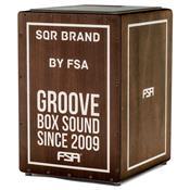 Cajon FSA Square Series FLC8585 Captação Dupla 24 Fios Tabaco