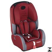 Cadeirinha Para Automóvel Evolve 9 A 36 Kg Vermelho Sabre Cosco