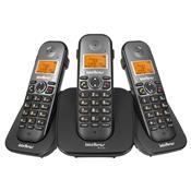Telefone Sem Fio Display Preto Ts5123 Intelbras