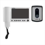 Vídeo Porteiro Intelbras IV 7010 HS LCD 7 Polegadas Branco