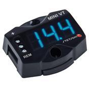Mini Voltímetro Digital Vt 7 A 30 Volts Stetsom