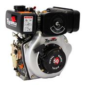 Motor À Diesel Multiuso 4.7Hp 4T Partida Manual Td50f Toyama