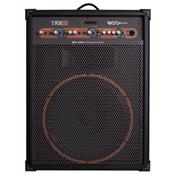 Caixa Amplificada 120W RMS Multiuso TRX15 LL Áudio