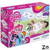Jogo De Carimbos My Little Pony 24054 Xalingo