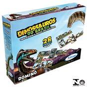 Dominó Dinossauros Do Brasil Em Madeira 2201.0 Xalingo
