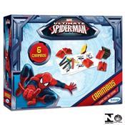 Conjuntos De Carimbos Ultimate Spider Man 20032 Xalingo