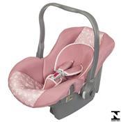 Bebê Conforto Nino À 13kg Rosa Coroa 04700.36 Tutti Baby