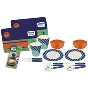 Kit Para Café Da Manhã 16 Peças Em Cerâmica 29899041 Tramontina