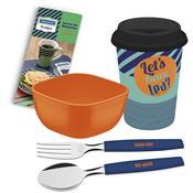 Kit Para Café Da Manhã 4 Peças Em Cerâmica 29899040 Tramontina