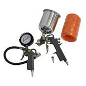 Kit Acessórios Para Motocompressor 4 Peças Motomil