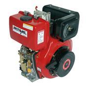 Motor Á Diesel 10Hp Partida Manual 3600Rpm Motomil